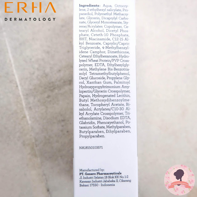 Ingridients-ERHA-TruWhite-Activator-Day-Cream-Nona-Hitam-Pahit