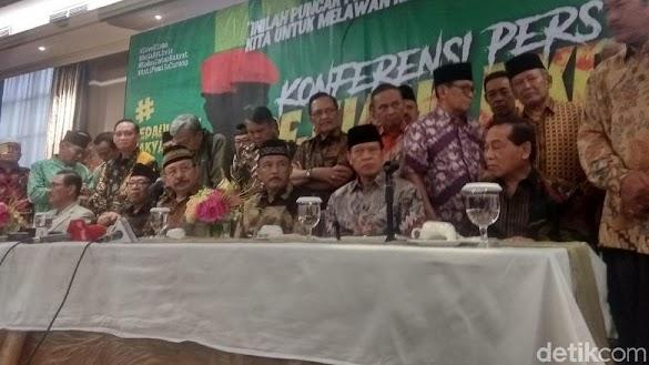 Ratusan Purnawirawan TNI Polri Akan Ikut Aksi 22 Mei di KPU
