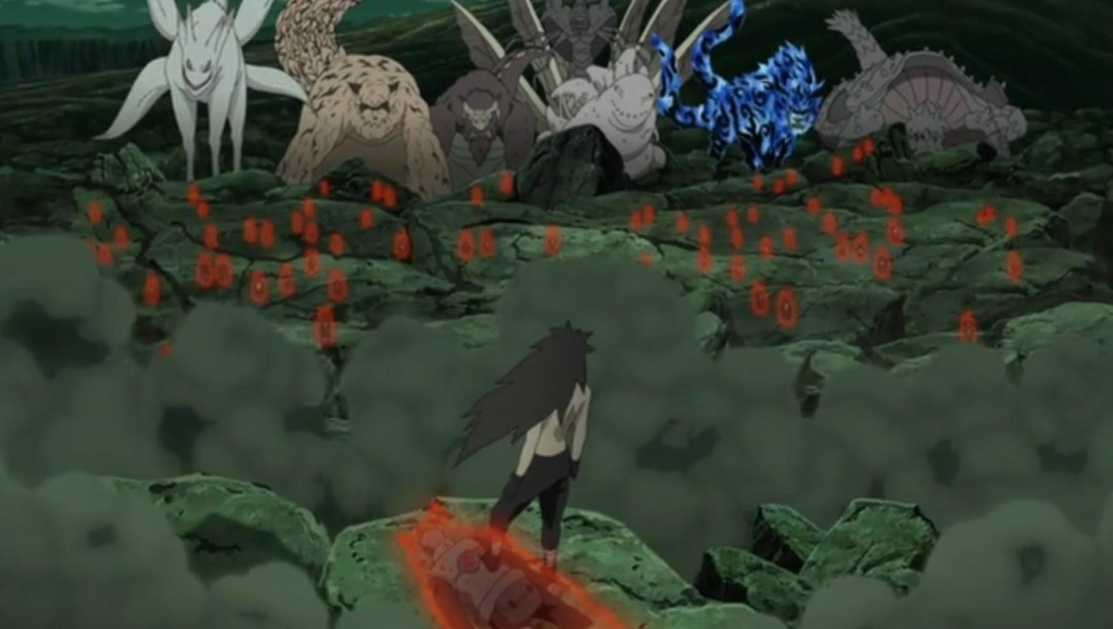 Naruto Shippuden: Episódio 391 – A Ascensão de Madara