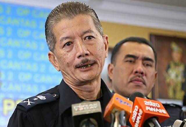 Dua Anggota Polis Ditahan Seludup Barang Dalam Lokap