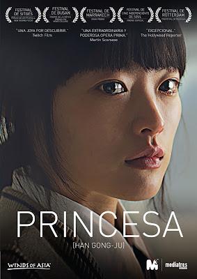Princesa (Han Gong-Ju) 2013 DVD R2 PAL Spanish