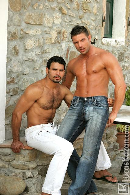 LucasKazan - Otto and Julian in LOVEandLUST