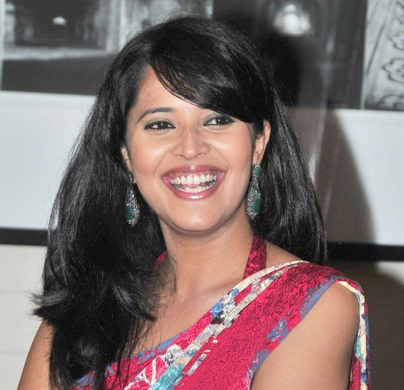 Telugu Tv Anchor Anasuya Hot Pics - Sexy Brunette Girl Porn-1084