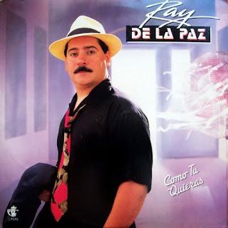 COMO TU QUIERAS - RAY DE LA PAZ (1991)
