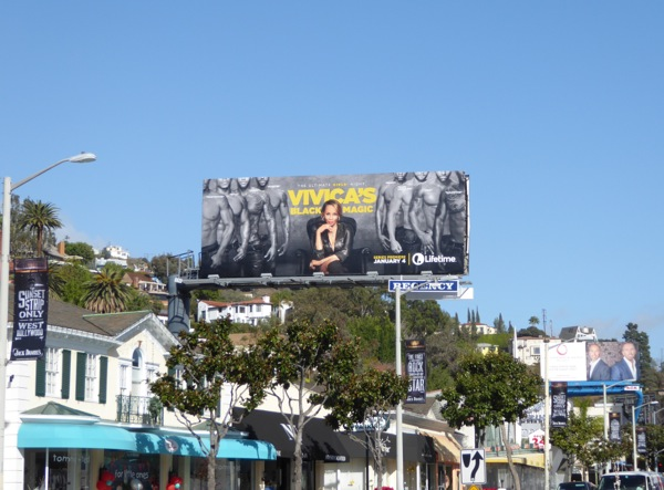 Vivicas Black Magic Lifetime series billboard