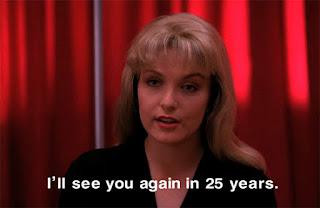 Te veré en 25 años Laura Palmer