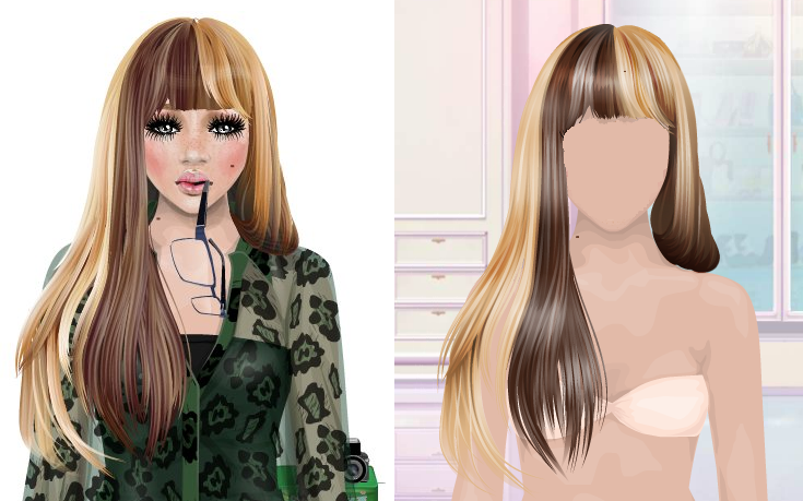 Hair Designers Stardoll