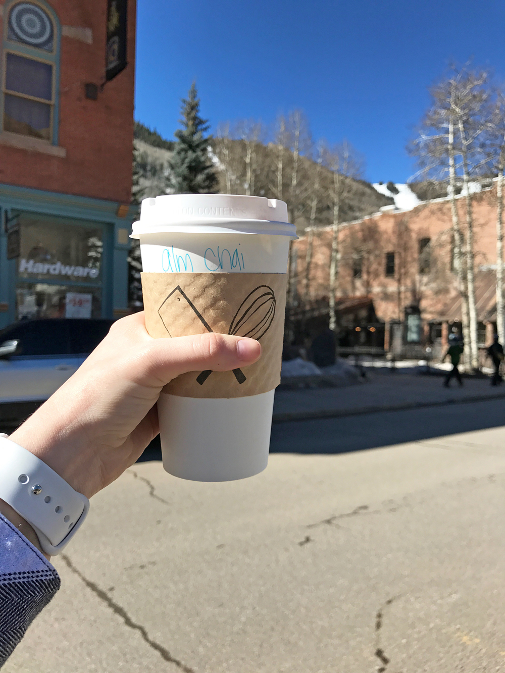 Best Telluride coffee company.