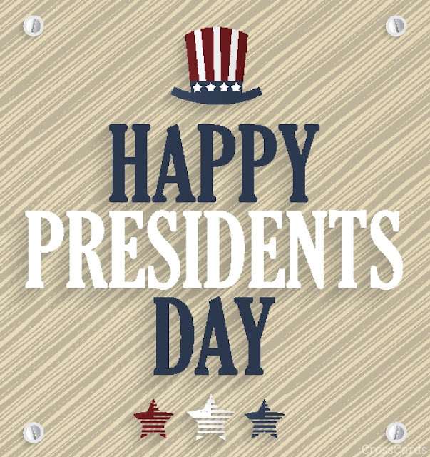 Happy Presidents Day Images a Grand Father of USA