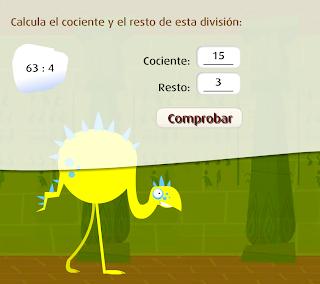 http://www.primerodecarlos.com/TERCERO_PRIMARIA/noviembre/Unidad5/actividades/mates/practicar_division/frame_prim.swf