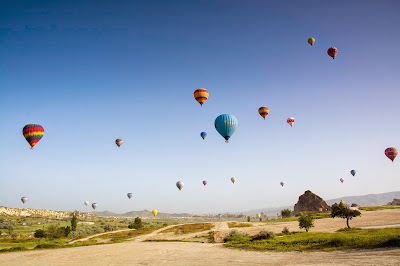 "The Great Geography "" Kapadokya- Cappadocia"".... ""the world heritage site"""