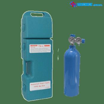 Tabung Oksigen O2 Kecil 2 Liter Lengkap Siap Pakai