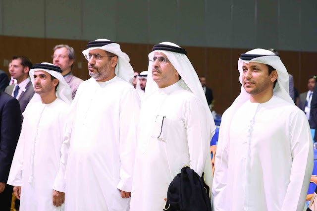 HE Saeed Mohammed Al Tayer inaugurates the second Global Solar Leaders Summit