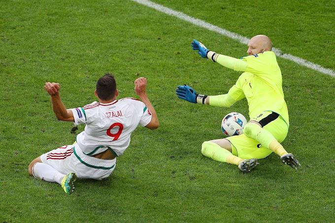 Calcio. Euro 2016: l'Ungheria batte l'Austria per 2 a 0
