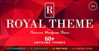 Royal v2.4 WordPress Theme Free Download - Themeforest