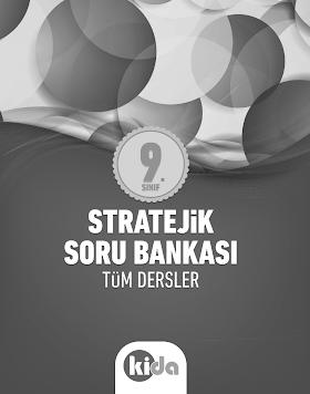 Kida Yayınları 9. Sınıf Tüm Dersler Soru Bankası PDF indir
