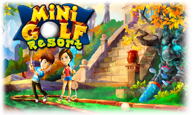Mini Golf Resort se lanzará el día 1 para 3DS en NorteAmérica