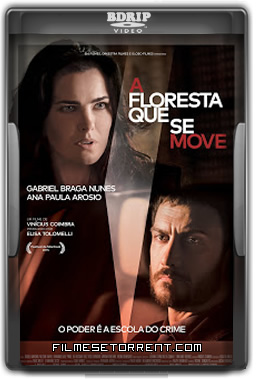A Floresta Que Se Move Torrent - DVDRip Nacional 2016