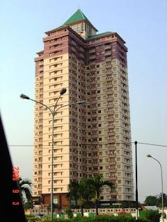 Sewa Harian Apartemen Puri Garden Jakarta Barat