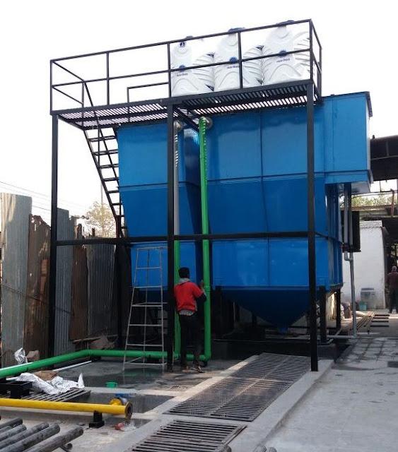 ETP- wastewater treatment