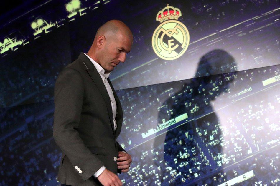 Real Madrid Siap Umumkan Kembalinya Zinedine Zidane dalam Waktu Dekat