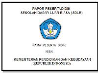 RAPOT SLB (SDLB) DAN SMALB KURIKULUM 2013 (KURTILAS)