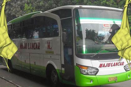 Harga Tiket Lebaran 2017 Bus Maju Lancar