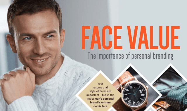 Face Value: Men's Guide to Personal Branding