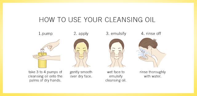 Як правильно вмиватися гідрофільною олією
