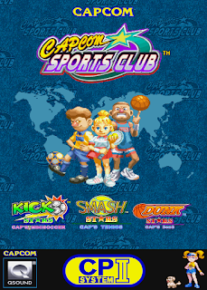 Capcom Sports Club ( Arcade )