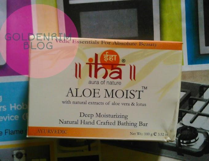 IHA Vedic Aloe Moist Bathing Bar Review