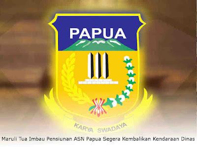 Maruli Tua Imbau Pensiunan ASN Papua Segera Kembalikan Kendaraan Dinas