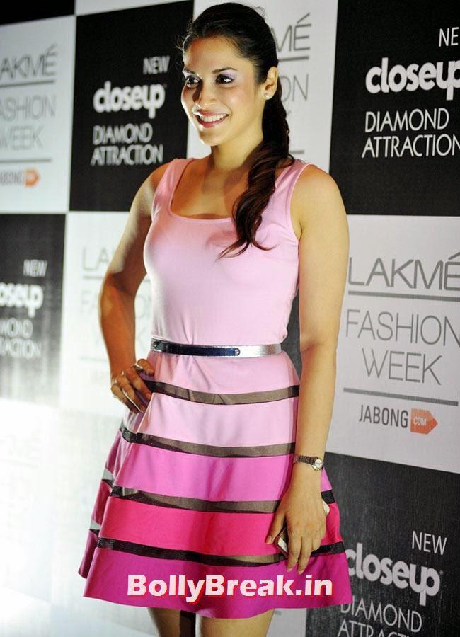 Rashmi Nigam, LFW 2014 Pics  - Lakme Fashion Week 2014 Photo Gallery