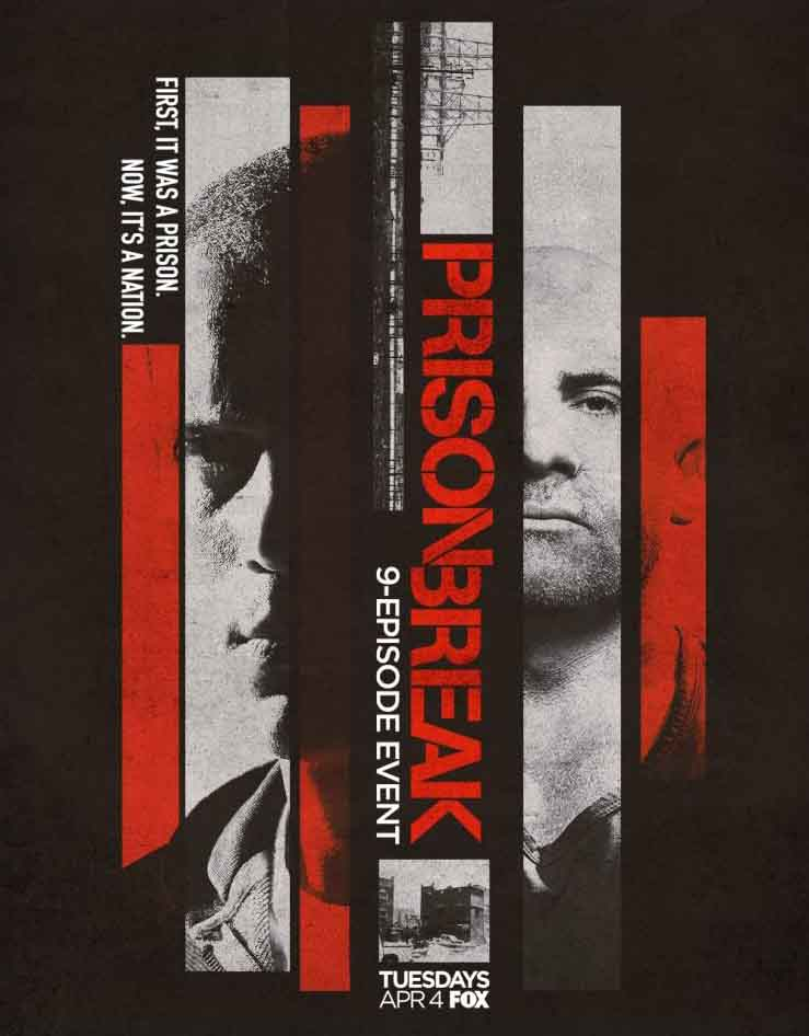 Prison Break: Sequel 2017 5ª Temporada Torrent – WEB-DL 720p/1080p Dual Áudio