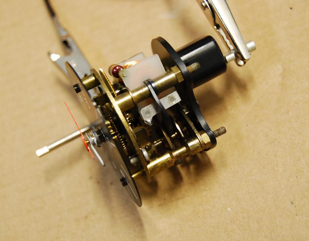 Dino 246 Restoration Blog: December 2012 Veglia Borletti Wiring Diagram Digital Clock on