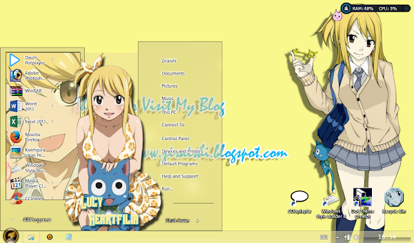 Lucy Heartfilia (Fairy Tail) Win8/8.1 1