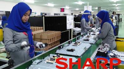 Lowongan Kerja Jobs : Receptionist for Service Center, Product Strategy Staff, Maintenance Engineering Min SMA SMK D3 S1 PT Sharp Electronics Indonesia Membutuhkan Tenaga Baru Besar-Besaran Seluruh Indonesia