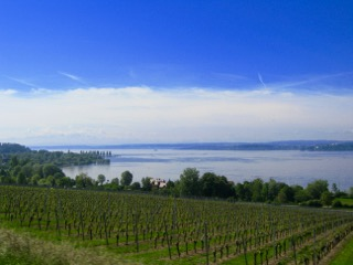 Møtes på Lake Constance
