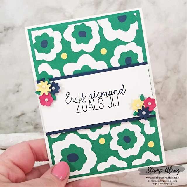 Stampin' Up! Happiness Blooms