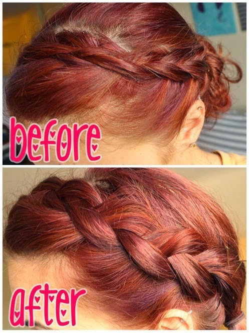 How To Get A Thick Dutch Braid My Favorite Things