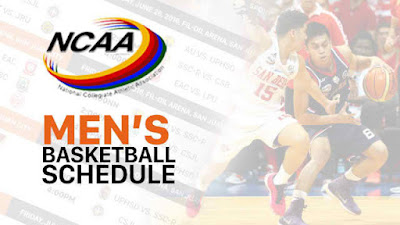 List of Game Schedules: NCAA Season 92 Men's Basketball