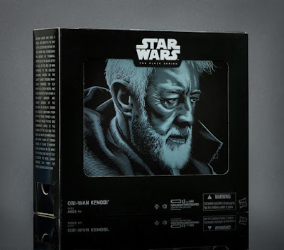 "San Diego Comic-Con 2016 Exclusive Star Wars The Black Series Obi-Wan Kenobi 6"" Action Figure by Hasbro"