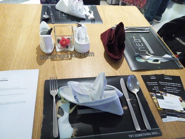 Pengalaman Citarasa Bonda Buffer Dinner di Hotel Neo Georgetown Pulau Pinang
