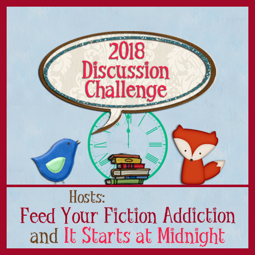 201 Book Blog Discussion Challenge