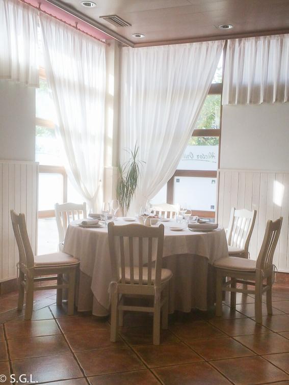 Comedor Restaurante Hector Oribe. Paganos