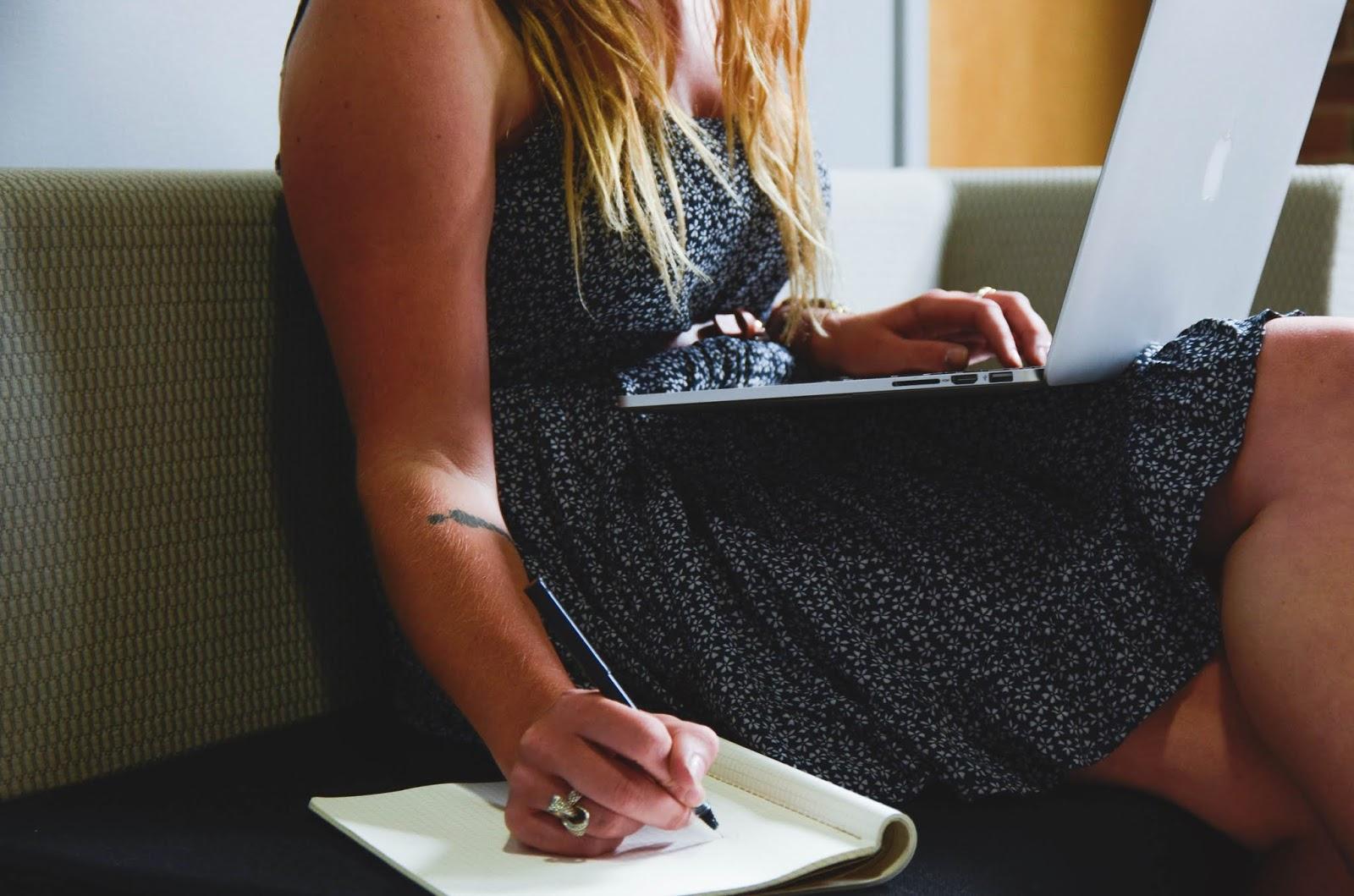 كيف تصبح كاتب محتوي