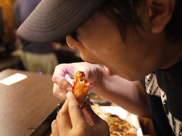 P1290815 - 【熱血採訪】深夜食堂│這輩子休想再叫我去甜在興燒烤鮮魚丼啤酒(已歇業