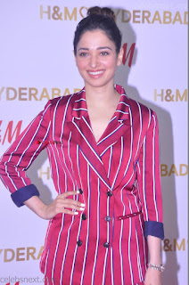 Tamannah Bhatia Exclusive in Red Blazer and Red Shorts Spicy Pics ~  Exclusive 033.JPG