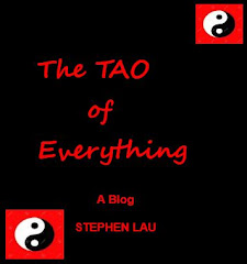 <b>THE TAO OF EVERYTHING</b>