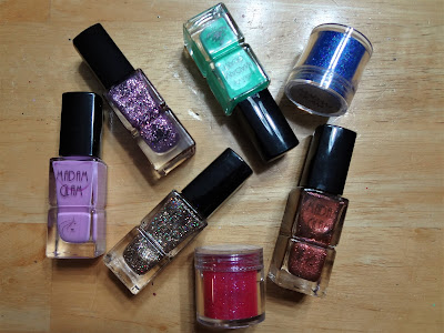 Madam Glam Polishes